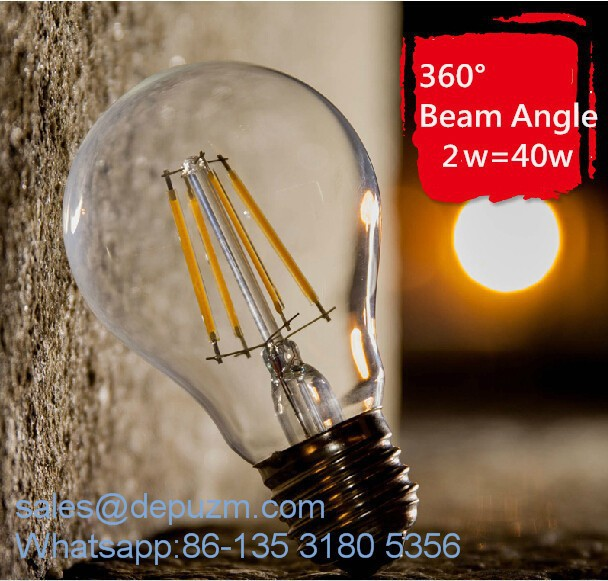 3w new design tungsten light E14 led bulb 120lm tungsten lamp with CE ROHS tungsten lamp
