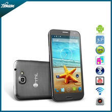 "5.7"" MTK6589 THL W7S quad core 1GHz 1G / 4G Android 4.1 1280*720pixels IPS screen smartphone"