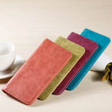 Top Grain Funky Small Multiple Card Holder Wallet