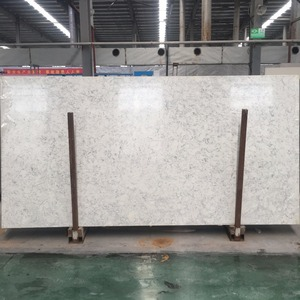 Polyurethane stone cultured marble slabs quartz stone price good