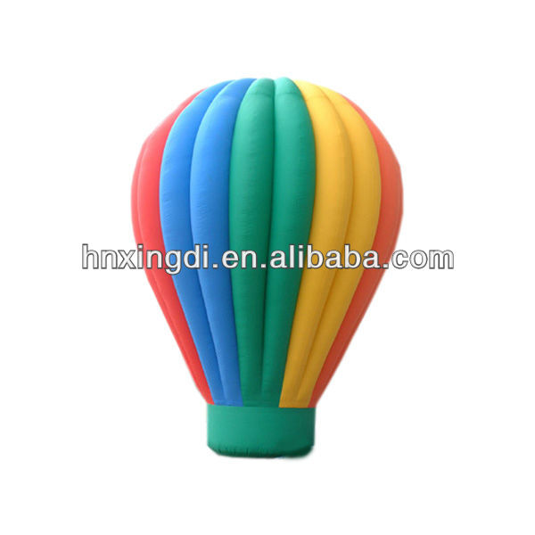 beautiful inflatable rainbow balloon inflatable sky balloon