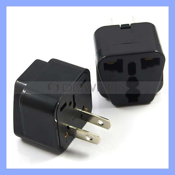 Multi Function Travel Plug American Standard Power Adapter 250V 10A Universal US Electric Connector Plug