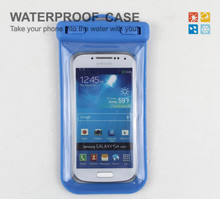 Hot design waterproof swimming bag waterproof case for Samsung Galaxy S4 mini
