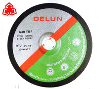 ISO DELUN Grinding Tools Different Kinds of Grinding Wheel Abrasive Resin Bonded EN12413