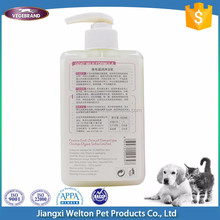 Wholesale Natural Organic Pet China Manufacturer Supply Pet Shampoo