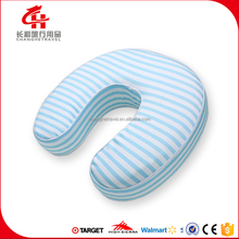 2016 new OEM cheap price U shape travel protect the neck memory foam pillow folding travel slippers with pouch