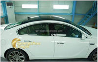 Reflective Car Window Tint Uv Resistant Plastic Film