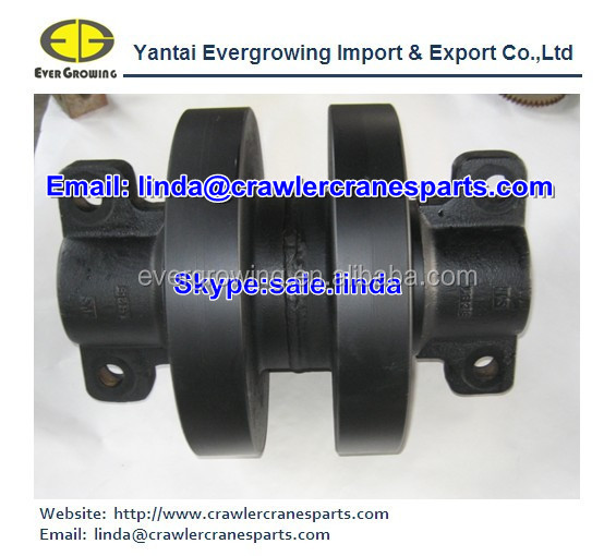 bottom roller/track roller/supporting wheel for IHI CCH2800 Crawler Crane