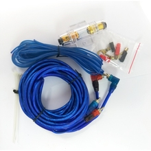 Most popular KY-T01 12 Gauge Car Amp Power Wire Kit