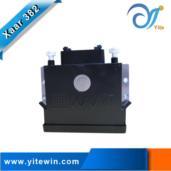 For top high quality Xaar 382 35pl proton print head for xaar proton head flex printing machine