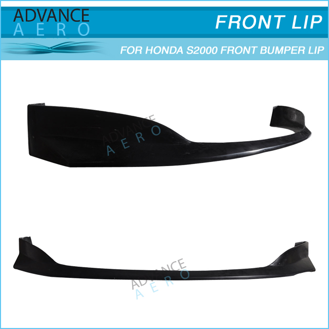 FOR 2004 2005 2006 2007 2008 2009 HONDA S2000 AP2 AMS STYLE PU FRONT DIFFUSER