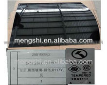 Fuyao bus window glass windshield windscreen