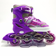 Professional Inline Skate Adult Roller Skating Shoes 2017 latest style high quality Professional adult child roller skates