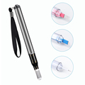 New Arrival Portable Manual Hand Tool Lighted Microblading Permanent Makeup Tattoo Pen for Eyebrow