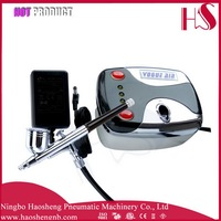 Fashion Show Facial airbrush makeup set Beauty air compressor
