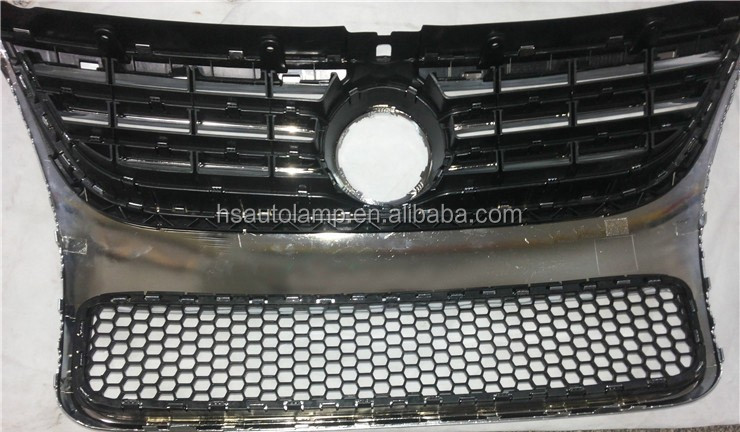 vw touareg front grill, auto front grille for touareg