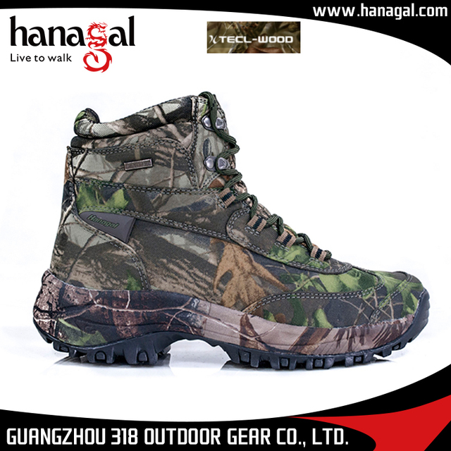 Manufacturer cheap outdoor rubber hunting boots waterproof for sale