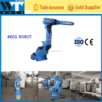 Six axis automatic Industrial Robots 8KGS WTRRT608