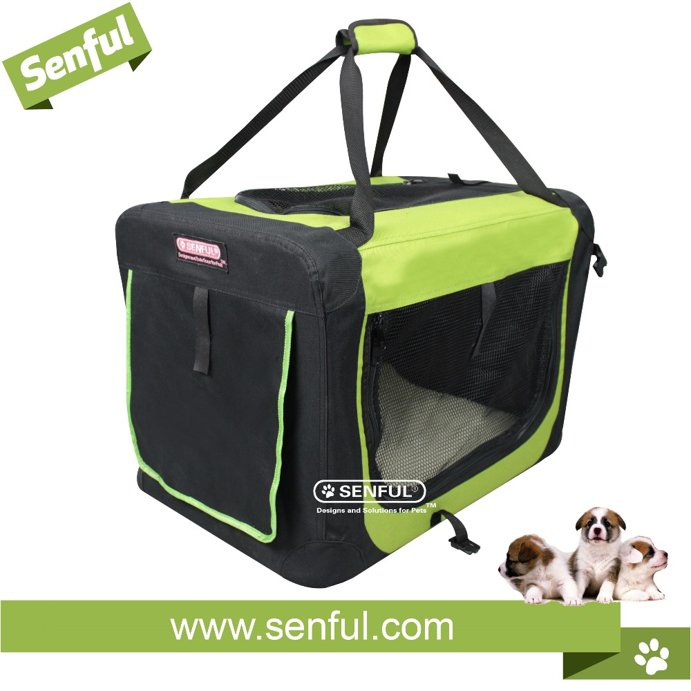 Pet car products Durable dog cages and crates