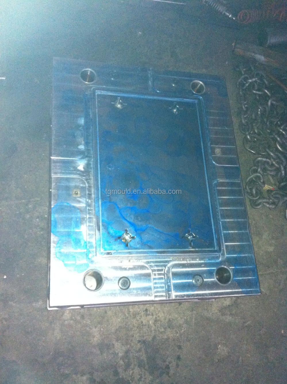 SMC distribution box moulding