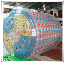 inflatable water roller, inflatable water wheel, wonder wheel toy inflatable