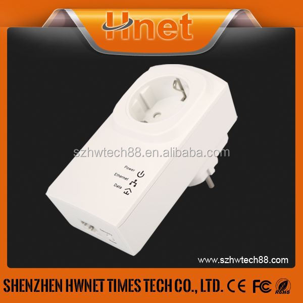 500Mbps AR7420 communication equipment powerline 2014 wifi bridge rj45