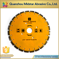 High efficiency granite stone cutting blade