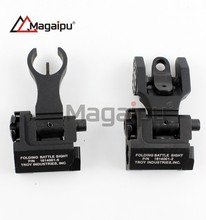 Tactical Flip up Iron Sights