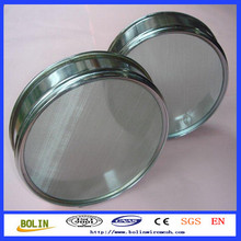 300 Micron Stainless Steel Sieve / Cement Fineness Sieve Test / Particle Size Sieve (free sample)