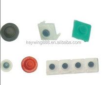 custom silicone rubber keypad for remote,GPS,caculator