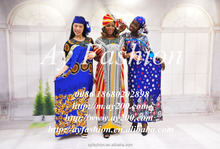 2016 ghana dresses design new african women embroidered long dresses