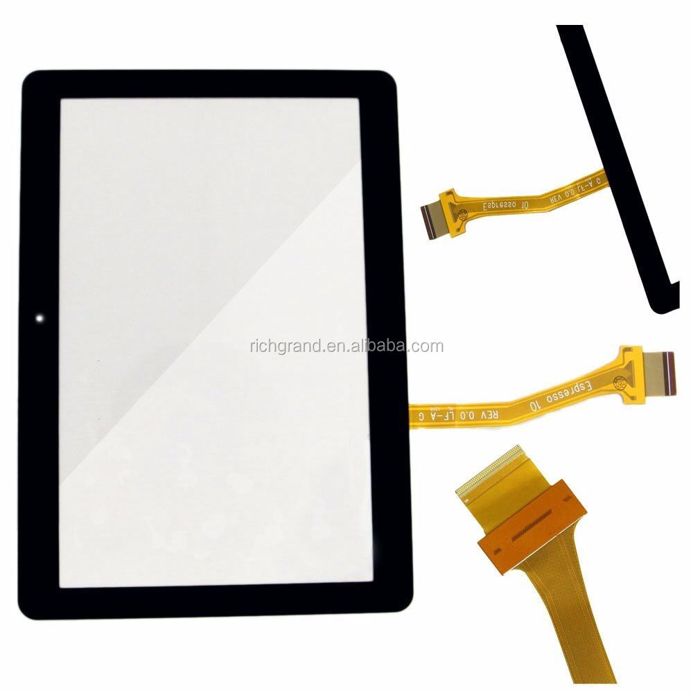 Touch Screen Glass Digitizer Panel For Samsung Galaxy Tab 2 10.1 P5100 P5110