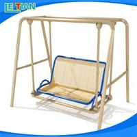 Wholesale high quality kids metal swing sets