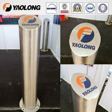 stainless steel traffic protection bollard