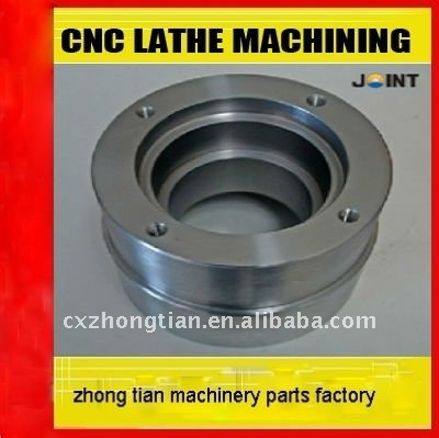 Customized precision stainless steel cnc turning parts