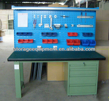 assembly line working tables