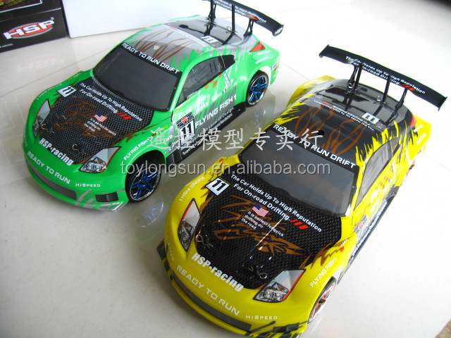2016 new product 1:10 Scale Mini RC Racing Toys Car Remote Control RC Drift Car ERC123