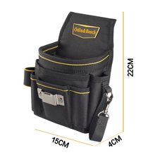Top quality durable practical electrician man waist tool bag belt