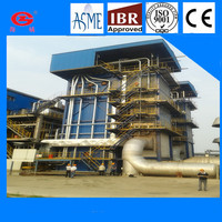 ZG Seires Oil and Gas Fired Steam High Quality Boiler Power Plant