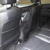 Adjustable Car Pet Mesh Barrier Safety Auto Barrier Net Back Seat Barrier
