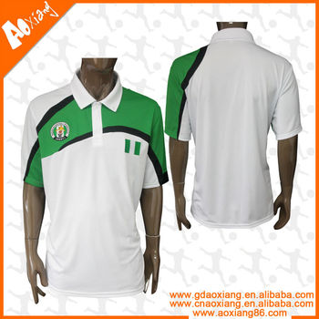 Wholesale dri fit fashion design polo