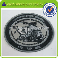 Custom Iron On Patches Quality Embroidery