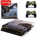 Video Game Decal Skin Cover For Playstation 4 PS4 Console