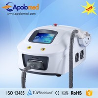 IPL laser machine with IC card easy for rent business