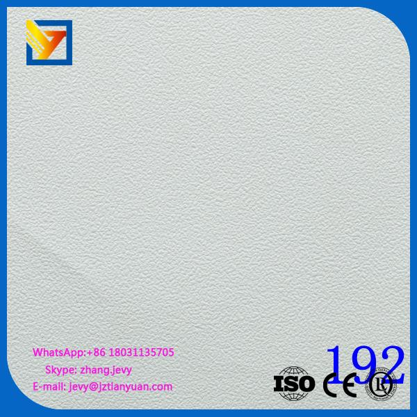 variety patterns pvc gypsum celing board for wholesales
