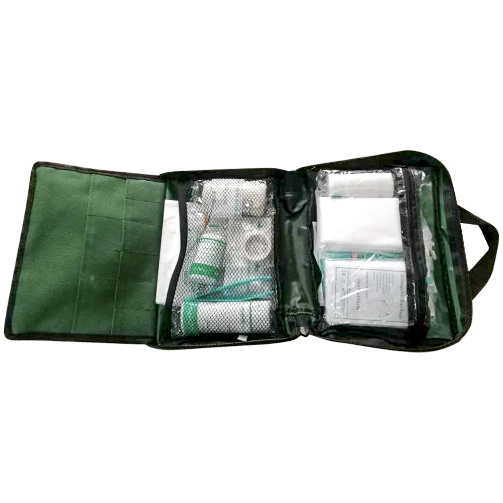 90 Piece Premium first aid bag for home and work supreme bag first aid kit medical bag