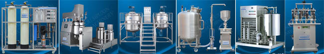 spx pneumatic vertical filling machine for paste/cosmetic cream filler