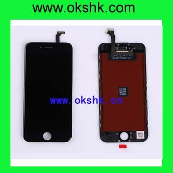 lcd digitizer touch screen display assembly glass display for iphone 6