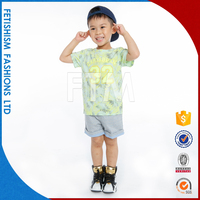Factory Supply woven cotton girls and boys without clothes