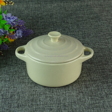 chinese stoneware soup cooking pot cheese pot
